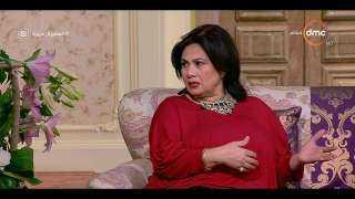 سلوى عثمان: سعيدة بالمشاركة فى نصيبى وقسمتك وعمرو ياسين من أمهر المؤلفين