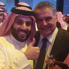 محسن جابر: تكريمي من هيئة الترفيه السعودية وسام على صدري
