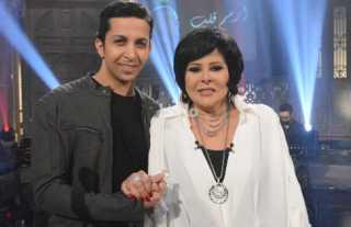 هشام جمال: إسعاد يونس تبقى أمي وهي تستحق لقب صاحبة السعادة
