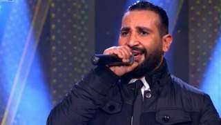 """أحمد سعد يهدي أغنية """"يا بلادي"""" للشرطة في عيدها"""