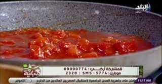 طريقة عمل فول بالطماطم لسحور لذيذ