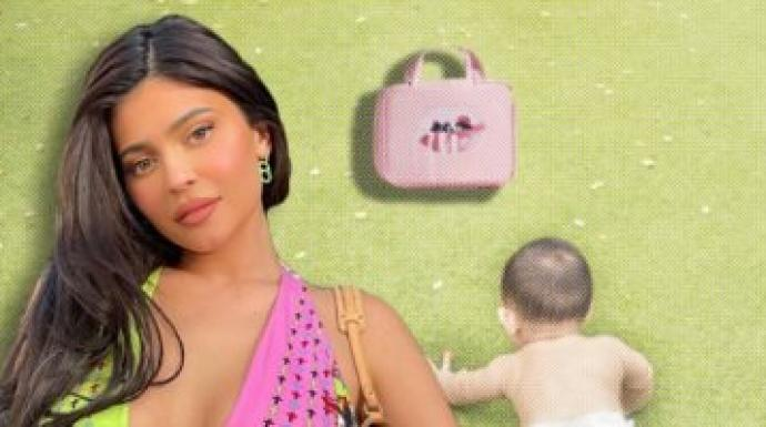 كايلى جينر تتجه لمنتجات العناية بالأطفال.. بعد إمبراطورية المكياج والبشرة